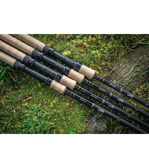 la Barbel Rod KORUM ideata per soddisfare le esigenze dello specialist angler alla ricerca di grosse catture