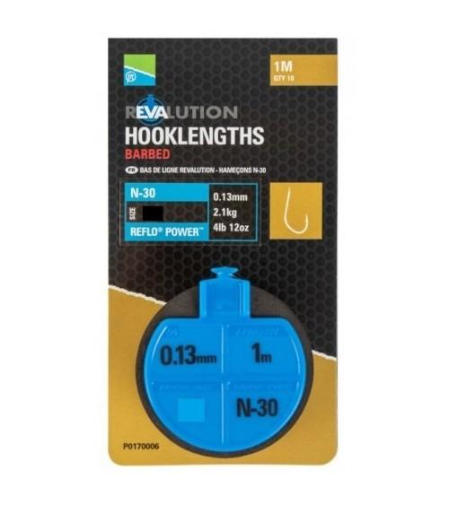 Ami Revalution N30 Hooklengths Size 12 Preston