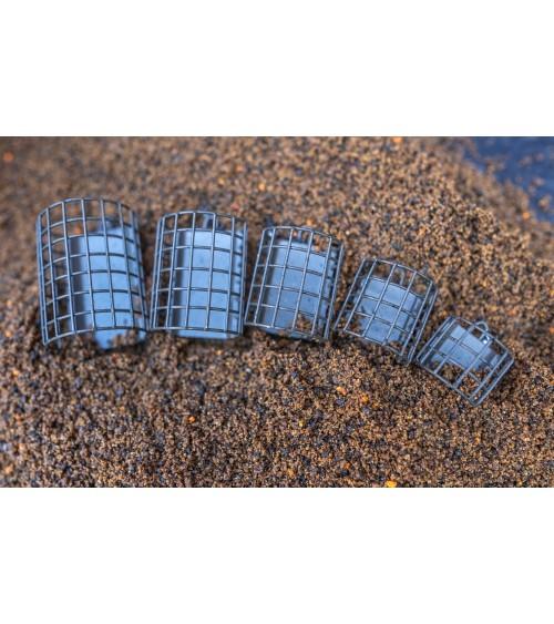 Pasturatore a gabbia realizzato in rete metallica di ottima qualità e robustezza (veramente indeformabile)