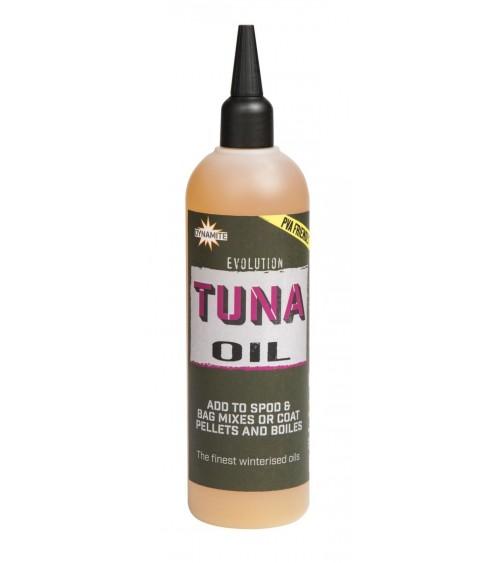 Additivo Evolution Oil Tuna 300ml Dynamite