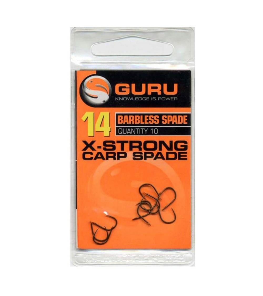 Amo, X-Strong barbless studiato per la pesca delle carpe.