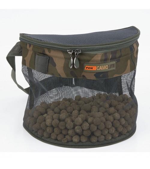 Borsa Boilie Bum Bag large Fox , con colorazione mometica