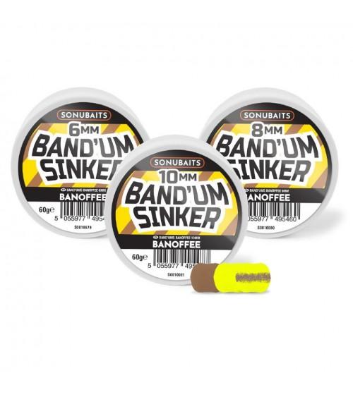 Band'um Sinkers Banoffee 6mm Sonubaits