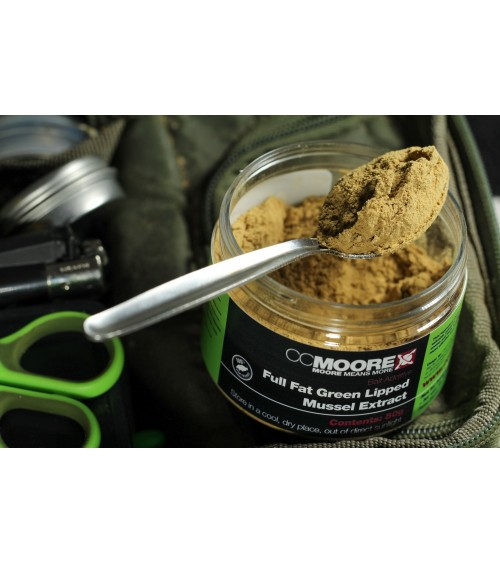 Additivo Full-Fat Green Lipped Mussel 50gr CC Moore