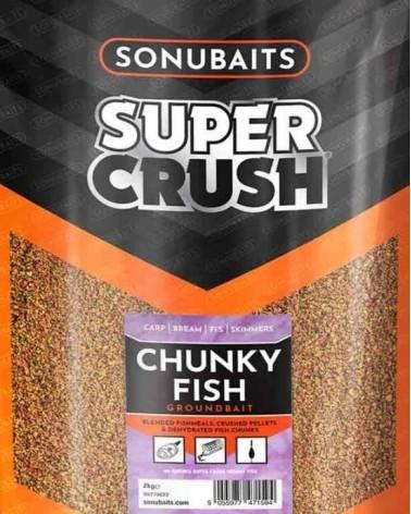 Sonubaits voleva realizzare una pastura che avesse alti livelli di farina di pesce