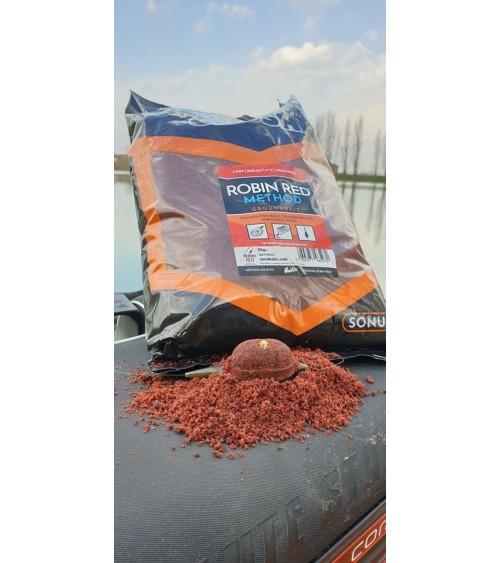 Ideale per la pesca a method sia in acque commerciali che in ambienti naturali