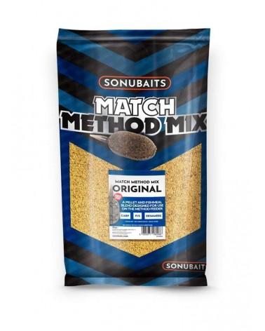 Pastura ricca di farina di pesce a grana media di colore brown, Contiene ground di pellets e fishmeal